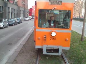 tram recuperati a Milano