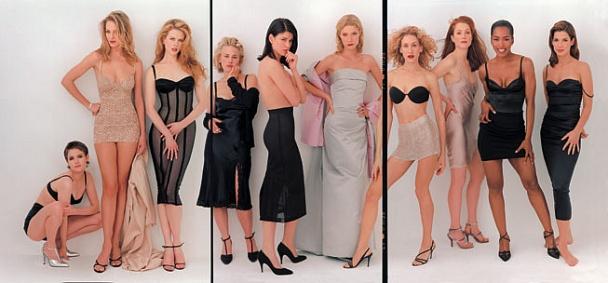 Annie Leibovitz per Vanity Fair Hollywood 1995