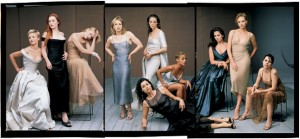 Annie Leibovitz per Vanity Fair Hollywood 1997
