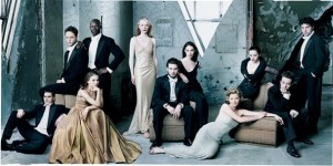 Annie Leibovitz per Vanity Fair Hollywood 1998
