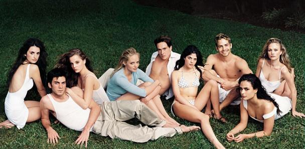 Annie Leibovitz per Vanity Fair Hollywood 2000