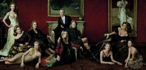 Annie Leibovitz per Vanity Fair Hollywood 2001