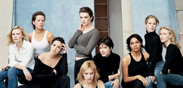 Annie Leibovitz per Vanity Fair Hollywood 2002