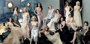 Annie Leibovitz per Vanity Fair Hollywood 2004