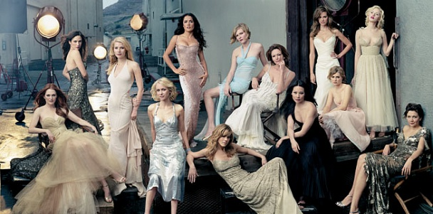 Annie Leibovitz per Vanity Fair Hollywood 2004