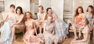 Annie Leibovitz per Vanity Fair Hollywood 2010