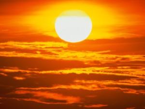 sole-fiammeggiante
