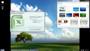 qubeos desktop