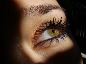 occhio-ragazza