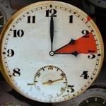 Fine dell'ora legale per il 2014