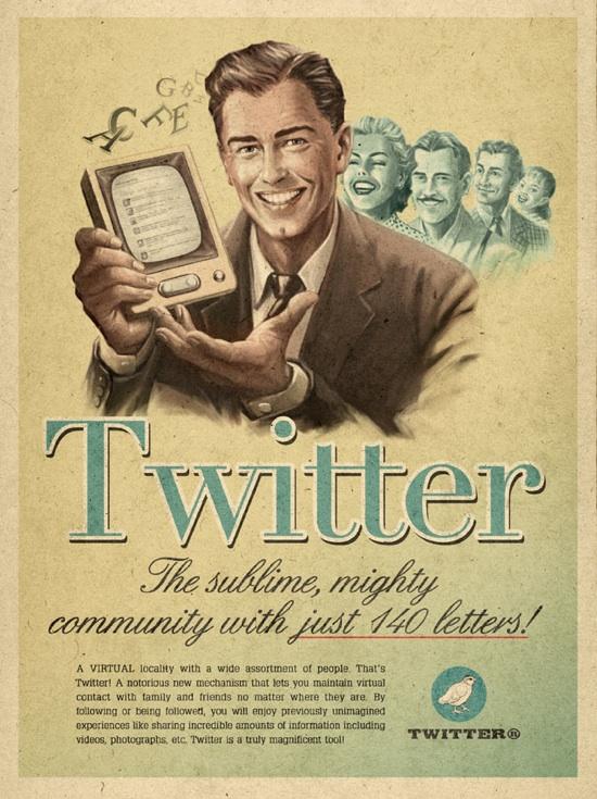 Lista degli utenti bloccati in Twitter