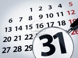 Programmare l'esecuzione di uno script per l'ultimo giorno di ogni mese