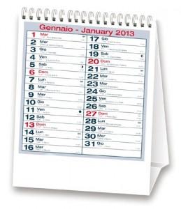 Crea il tuo calendario 2013