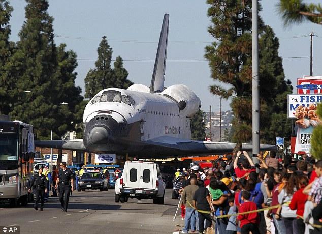 Relazione tra lo Space Shuttle e i cavalli