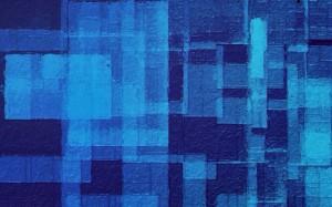 Tinte blu