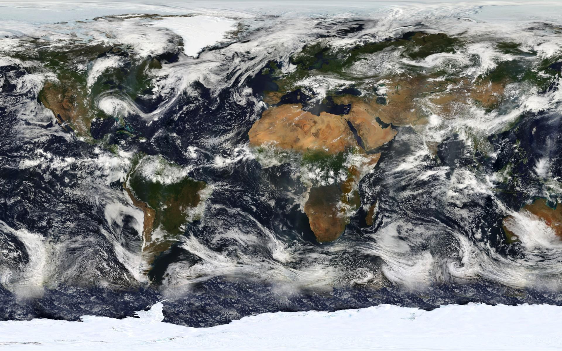Desktop Wallpaper 184 – Planisfero fotografico