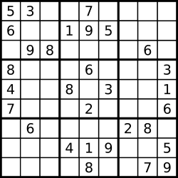 Risolvere il Sudoku con un click