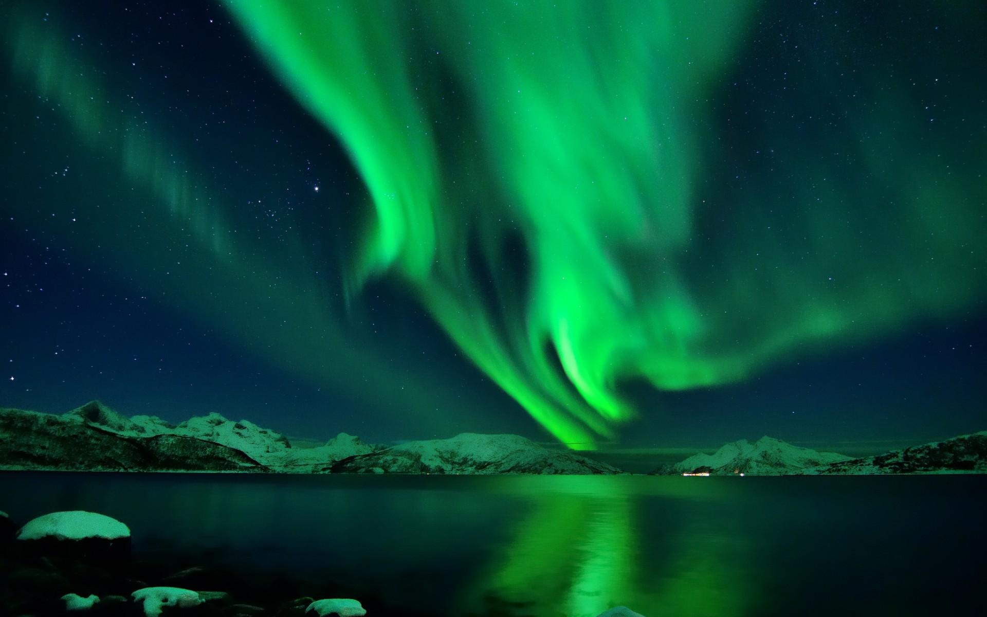 Desktop Wallpaper 189 – Aurora boreale