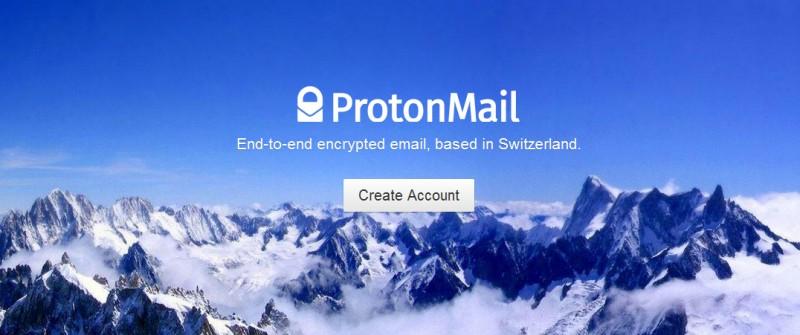 Email sicura con Proton Mail