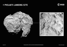 Rosetta sta per sbarcare sulla cometa