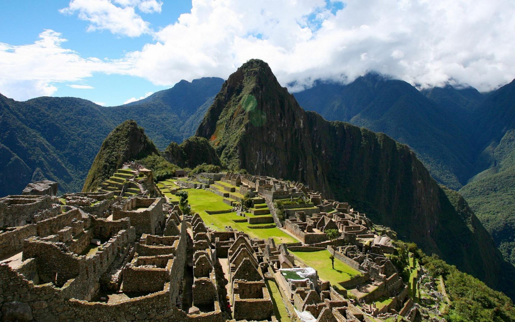 Desktop Wallpaper 226 – Machu Picchu