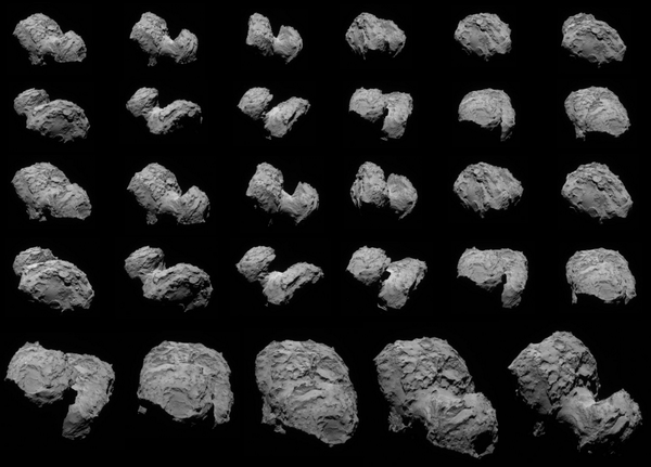 rosetta-cometa