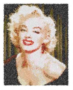 marilyn-emoji-mosaic