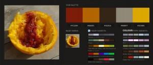 foto palette colori