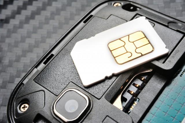 Cambiare il PIN della scheda SIM