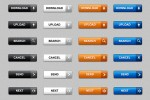 Pulsanti CSS3 per il web