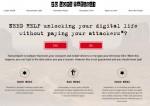 No More Ransom: informazioni e servizi contro i ransomware