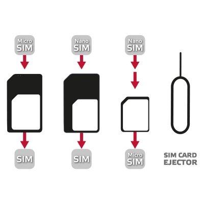 Adattatori per SIM