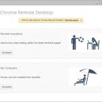 Accesso remoto al pc con Chrome