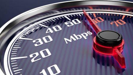 misura velocità rete