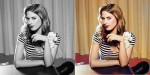 Colorare le fotografie in bianco e nero