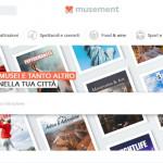 Musei, escursioni e percorsi in un'app