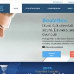 BooleBox, protezione dati