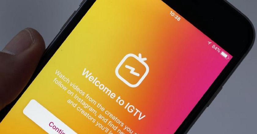 IGTV la TV di Instagram